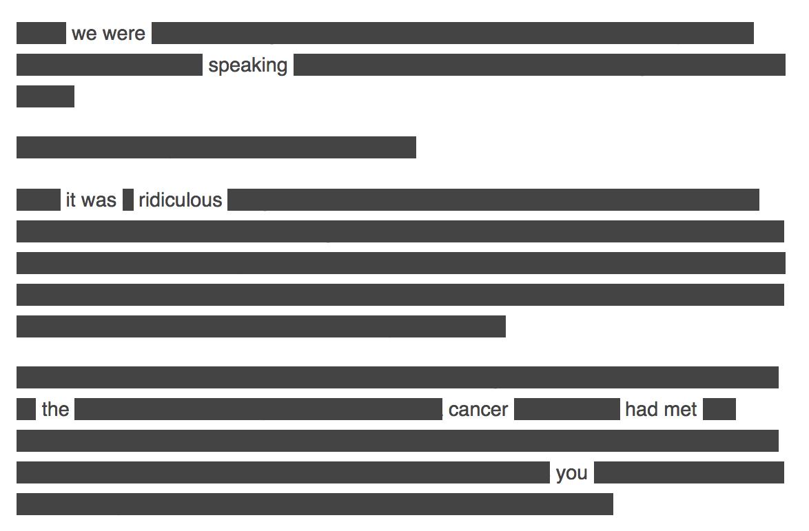 blackout poetry generator
